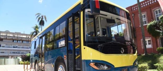 L'autobus intelligent à Madagascar