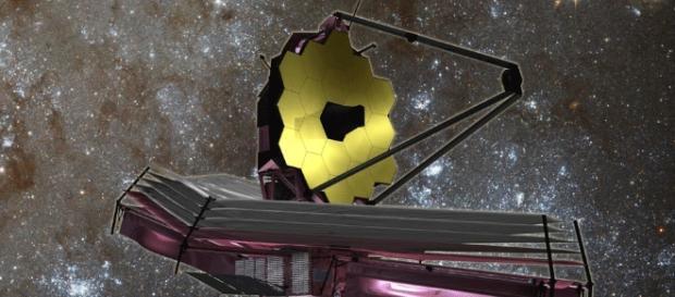 NASA - NASA Pondering a Future Grapple on the James Webb Space ... - nasa.gov