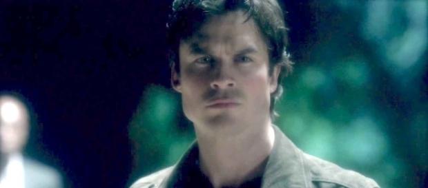 """The Vampire Diaries 8x14"": Cade e Bonnie se enfrentam pela alma de Damon (Foto: CW/Screencap)"