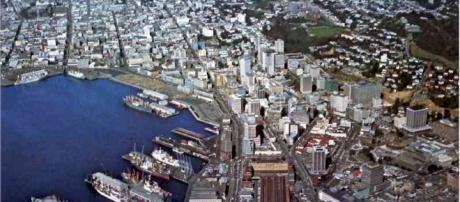 Cidade de Wellington, Capital da Nova Zelândia oferece oportunidades para candidatos de todo o mundo