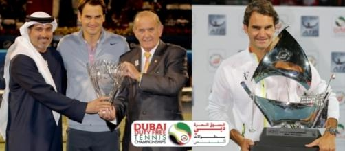 Australian Open Champion Federer Heads Winning Field At Dubai Duty ... - dubaidutyfreetennischampionships.com