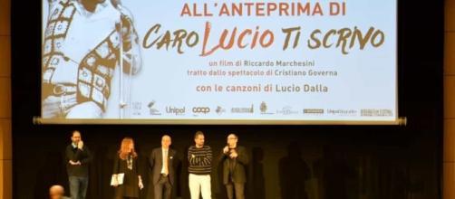 Caro Lucio ti scrivo' al cinema dall'1 all'8 marzo