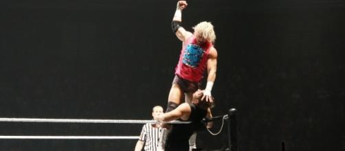 Dolph Ziggler was in action in WWE's live event from Moline, Illinois on Saturday night. [Image via Flickr Creative Commons]