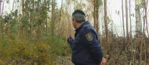 Foi a GNR da Maia que se deslocou ao local onde foi encontrado o cadáver.
