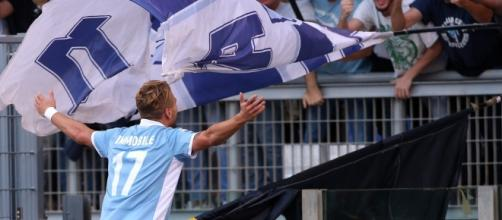 Immobile, sempre più protagonista della Lazio. - mondosportivo.it