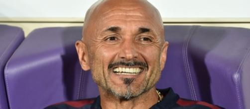 Luciano Spalletti, tecnico della Roma