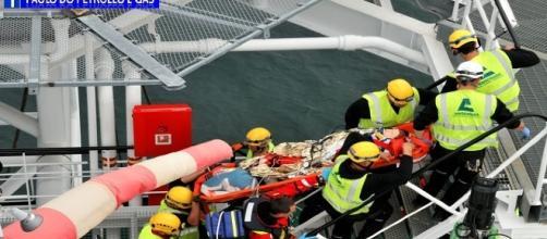 Mais um acidente offshore na unidade P-25 da Petrobras