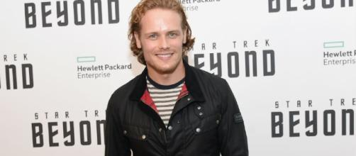 'Outlander' star Sam Heughan goes public with Mackenzie Mauzy - inquisitr.com