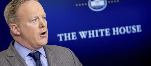Sean Spicer told at least 5 untruths in 5 minutes - POLITICO - politico.com