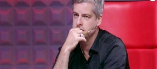 Victor está afastado do The Voice Kids, após denúncia de agressão (Foto: TV Globo)