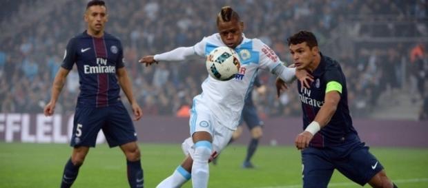 27ª rodada do 2º turno: Olympique de Marseille 1x5 Paris Saint-Germain