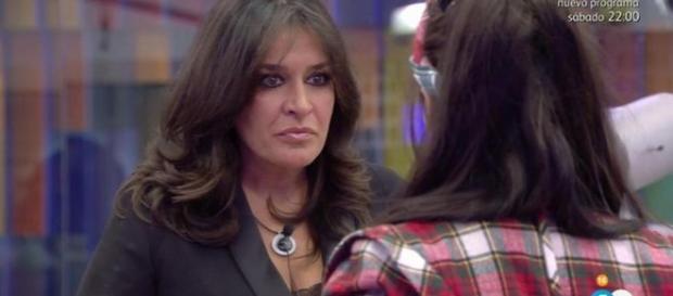Aída Nízar, estupefacta, al no ser reconocida en GH VIP - lavanguardia.com