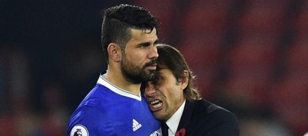 Chelsea: comment Antonio Conte a métamorphosé Diego Costa - bfmtv.com