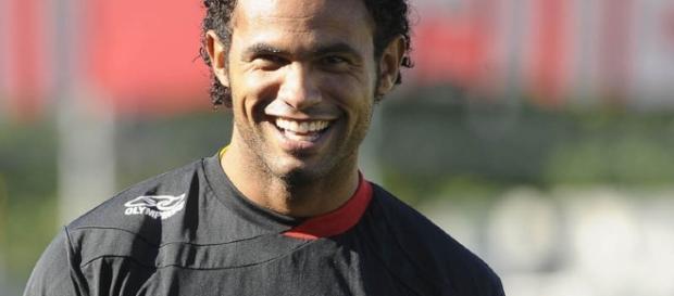 Ex-goleiro do Flamengo, Bruno Fernandes