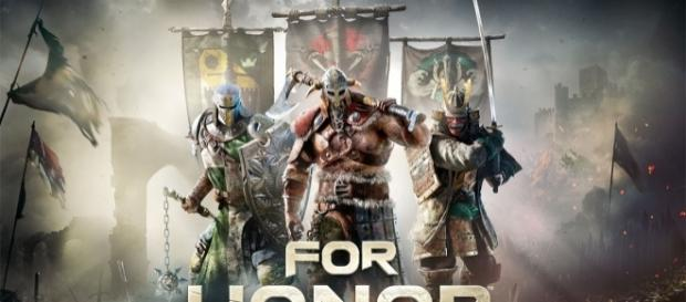 For Honor: Available now on PS4, Xbox One, PC | Ubisoft (US) - ubisoft.com