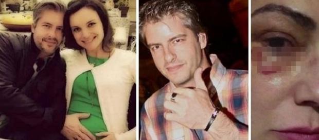 Mãe de Victor registrou boletim contra Poliana que foi agredida pelo cantor
