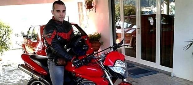 Sandro Santos morreu a poucos metros da sua casa