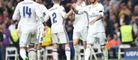 Real Madrid venceu Villareal depois de ter estado a perder
