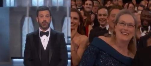 2017 Academy Awards on Donald Trump, via Twitter