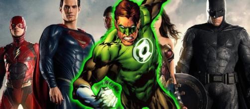 Green Lantern Justice League - Hal Jordan ... - cosmicbooknews.com