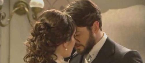 Il Segreto, anticipazioni marzo 2017: Camila e Hernando si baciano
