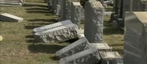 Jewish cemetery in Philadelphia desecrated - Diaspora - Jerusalem Post - jpost.com