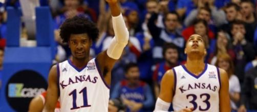 Kansas is new No. 1 as Duke tumbles in new men's college ... - usatoday.com