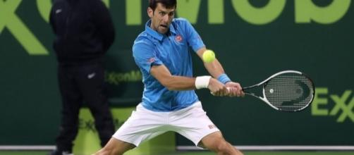 Novak Djokovic fights through to beat Fernando Verdasco in Doha ... - eurosport.com