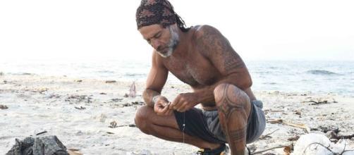 Raz Degan - virgilio.it foto in spiaggia