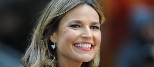 """Savannah Guthrie returns to """"Today"""" show after maternity leave - Photo: Blasting New Library - politico.com"""