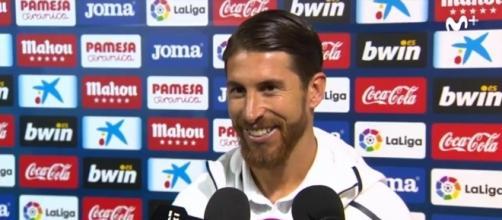 Sergio Ramos après la remontada du Real Madrid