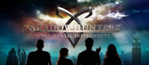 Shadowhunters tv show logo image via Flickr.com