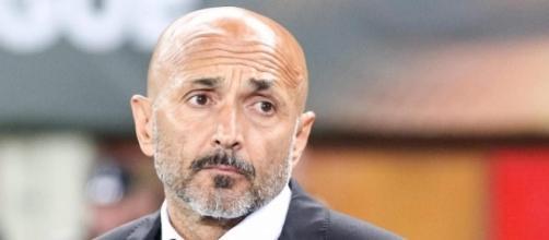 Spalletti atteso alla prova casalinga contro il Napoli di Sarri.