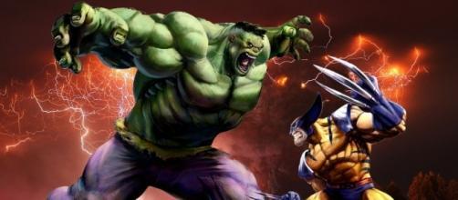 The Hulk vs. Wolverine Slot - SlotsMarvel - slotsmarvel.com