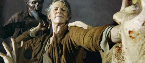 The Walking Dead 6: Episodio 12, Carol e Maggie in pericolo nel ... - melty.it