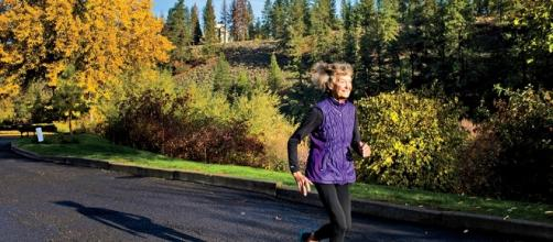 This 86-Year-Old Nun-Turned-Triathlete Is Proof That It's Never ... - womenshealthmag.com