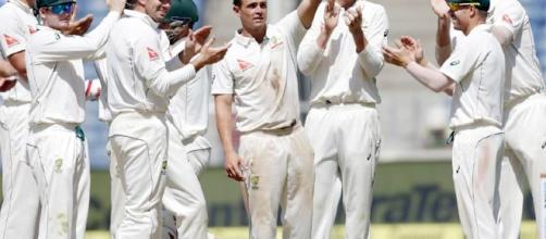 Underdogs' Australia draw first blood against India, in style ... - syspolynews.com. bn support
