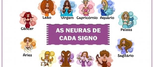 Cada signo traz uma característica que lhe torna peculiar. Veja a sua (Imagem: web / montagem: Telma Myrbach)