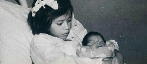Con solo cinco años de edad Lina Medina tuvo su primer hijo