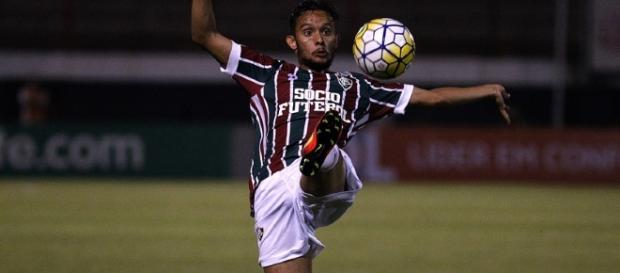 Gustavo Scarpa não deve enfrentar o Sinop-MT pela Copa do Brasil (Foto: Nelson Perez/Fluminense FC)