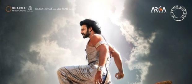 Prabhas from 'Bahubali 2' (Image credits: Pr Handout)