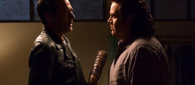 The Walking Dead : Eugene est il un traître ?