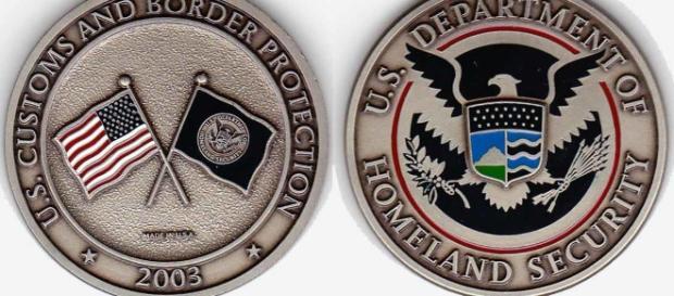 U.S. Customs and Border Protection Headquarters Challenge Coins - migrajoe.com