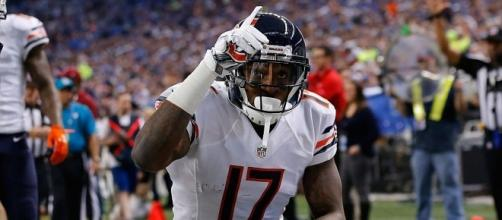 Bears aren't going to tag Jeffrey whohas had his struggles - sportsmockery.com