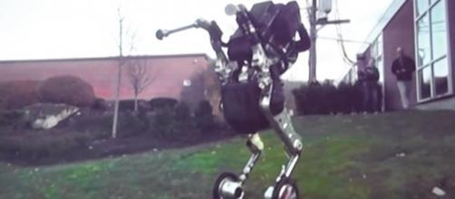 Boston Dynamics' Latest Nightmare Robot 'Handle' Is Humanoid with ... - driverless.id