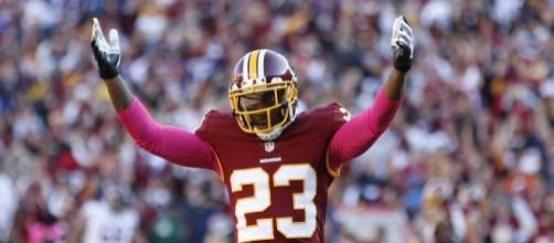 DeAngelo Hall says that story about him tearing his Achilles ... - usatoday.com