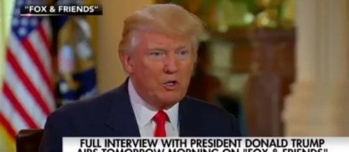 Donald Trump on Fox News, via YouTube
