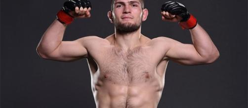 Fight Night Tampa: Khabib Nurmagomedov - Backstage Interview | UFC ... - ufc.com