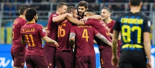 Football Italie - Inter Milan - AS Roma : 1-3 - Football Européen ... - foot01.com