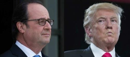François Hollande réplique à Donald Trump.